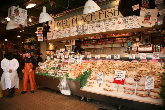 pike place fish