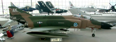 McDonnell F Museum Of Flight