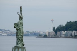 Replica Statue of Liberty